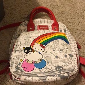 Loungefly Hello Sanrio Backpack Hello Kitty